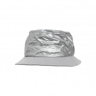 Flexfit hat crinkled paper