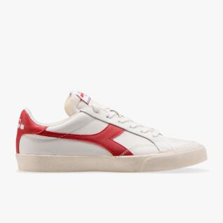 Mixed sneakers Diadora Melody leather dirty