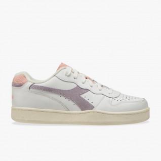 Diadora Women's Shoes mi basket low icona