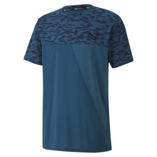 Puma T-shirt Train AOP Wind