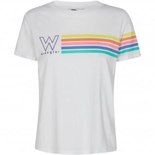 Wrangler High Rib T-shirt for women