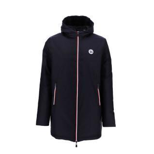 Hooded jacket Jott Dharavi Long