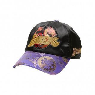 Mitchell & Ness Strapback Cap HWC Los Angeles lakers
