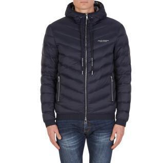 Down jacket Armani Exchange 8NZB53-ZNW3Z navy