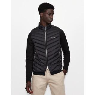 Sleeveless down jacket Armani Exchange 8NZQ52-ZNW3Z noir