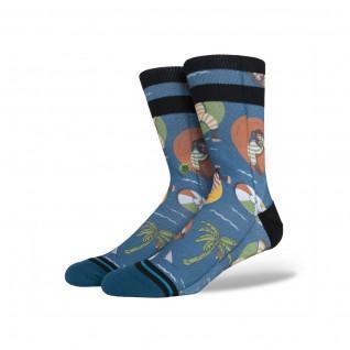 Socks Stance Monkey Chillin