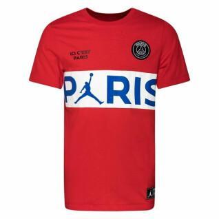 T-shirt PSG x Jordan Wordmark