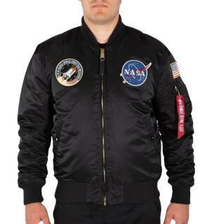Bombers jacket Alpha Industries MA-1 VF Nasa
