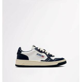 Sneakers Autry 01 write leather low