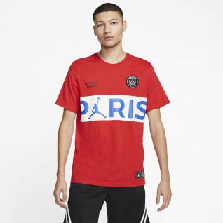 Shirt PSG x Jordan Wordmark