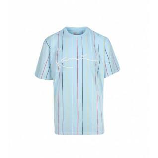 T-shirt Karl Kani pinstripe