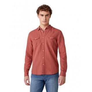 Wrangler two pocket shirt