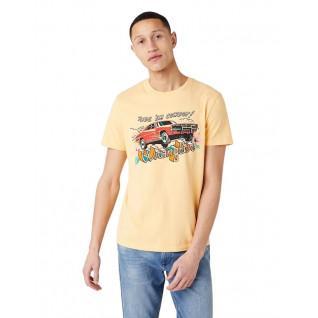 Wrangler cowboy T-shirt
