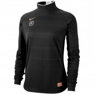 Nike sweatshirt woman FC Dri-Fit