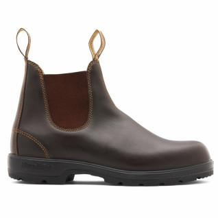 Shoes Blundstone Classic Chelsea Boots 550 Walnut Brown
