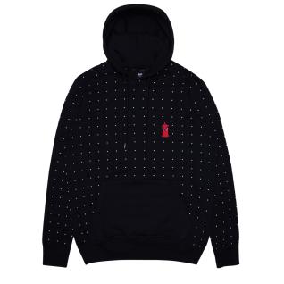Sweatshirt Wrung Dots