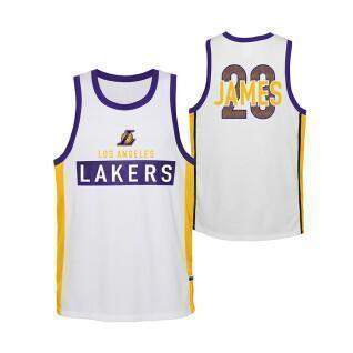Jersey Los Angeles Lakers Dominate Shooters Lebron James