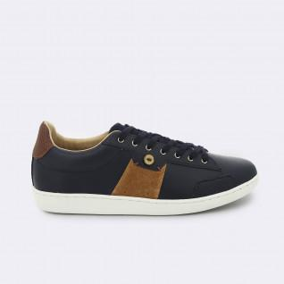 Faguo tennis shoes hosta leather suede