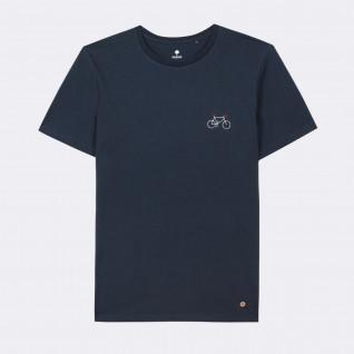 T-shirt Faguo arcy cotton bike