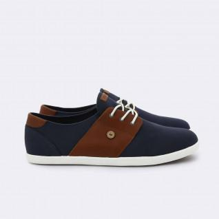 Sneakers Faguo tennis cypress cotton leather bis