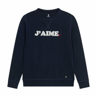 Sweatshirt Faguo darney cotton f1