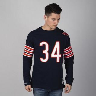 Mitchell & Ness Ls Chicago Bears Sweatshirt