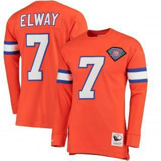 Mitchell & Ness Ls Denver Broncos Sweatshirt