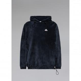Hooded sweatshirt Holubar POLAR FF13 bleu