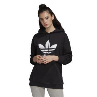 Women's hooded sweatshirt adidas originals Adicolor