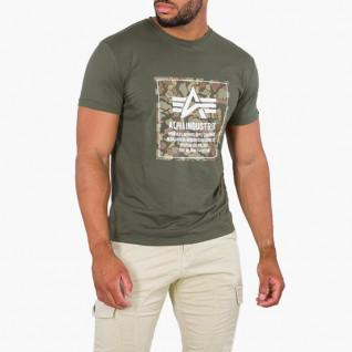 T-shirt Alpha Industries Dark olive