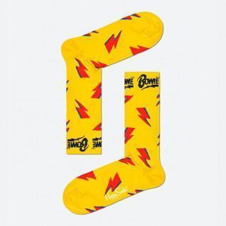 Happy Socks flashy bowie high socks