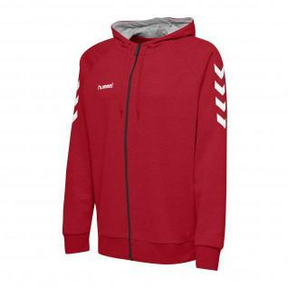 Junior Hummel Sweat zipped Hmlgo
