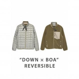 Reversible Down x Bore Taion Jacket