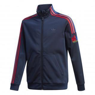 Junior adidas Originals Adicolor 3D Track Jacket