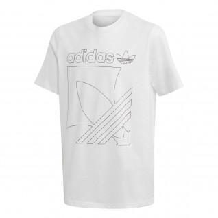 T-shirt junior adidas Originals Badge