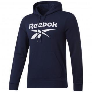 Hooded sweatshirt Reebok Identity Big Logo
