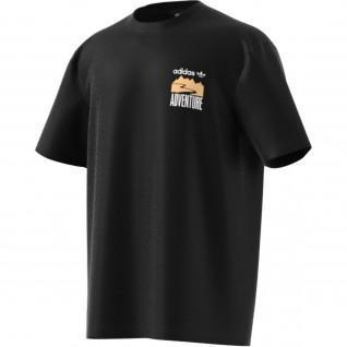 adidas Originals Adventure Mountain Back T-Shirt