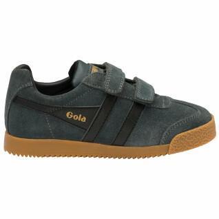 Children's sneakers Gola Harrier Velcro