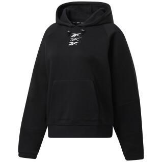 Hooded sweatshirt woman Reebok MYT
