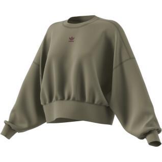 Sweatshirt woman adidas Originals Adicolor Essentials Fleece
