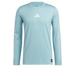 Long sleeve T-shirt adidas Hype