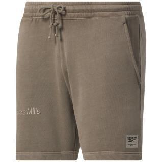 Short Reebok En Coton Les Mills® Natural Dye