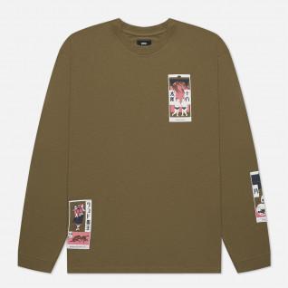 Edwin Tarot Deck II Long Sleeve T-Shirt