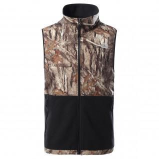 Printed sleeveless jacket The North Face