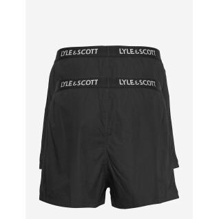 Set of 2 underpants Lyle & Scott Classique