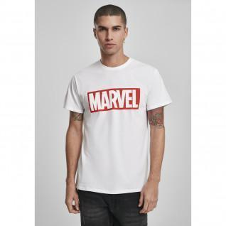 Urban Classic marvel logo t-shirt