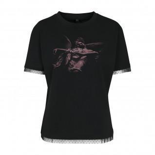T-shirt woman Urban Classics my chemical romance shrine angel laces