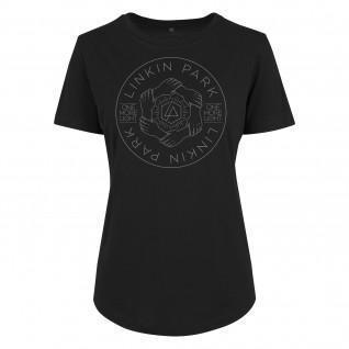 Women's T-shirt Urban Classics linkin park hex circle box