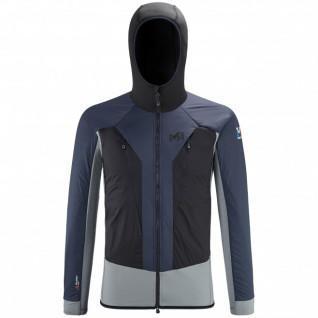 Millet Trilogy Hybrid Hooded Jacket