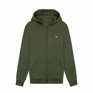 Zip-up hoodie Lyle & Scott Softshell